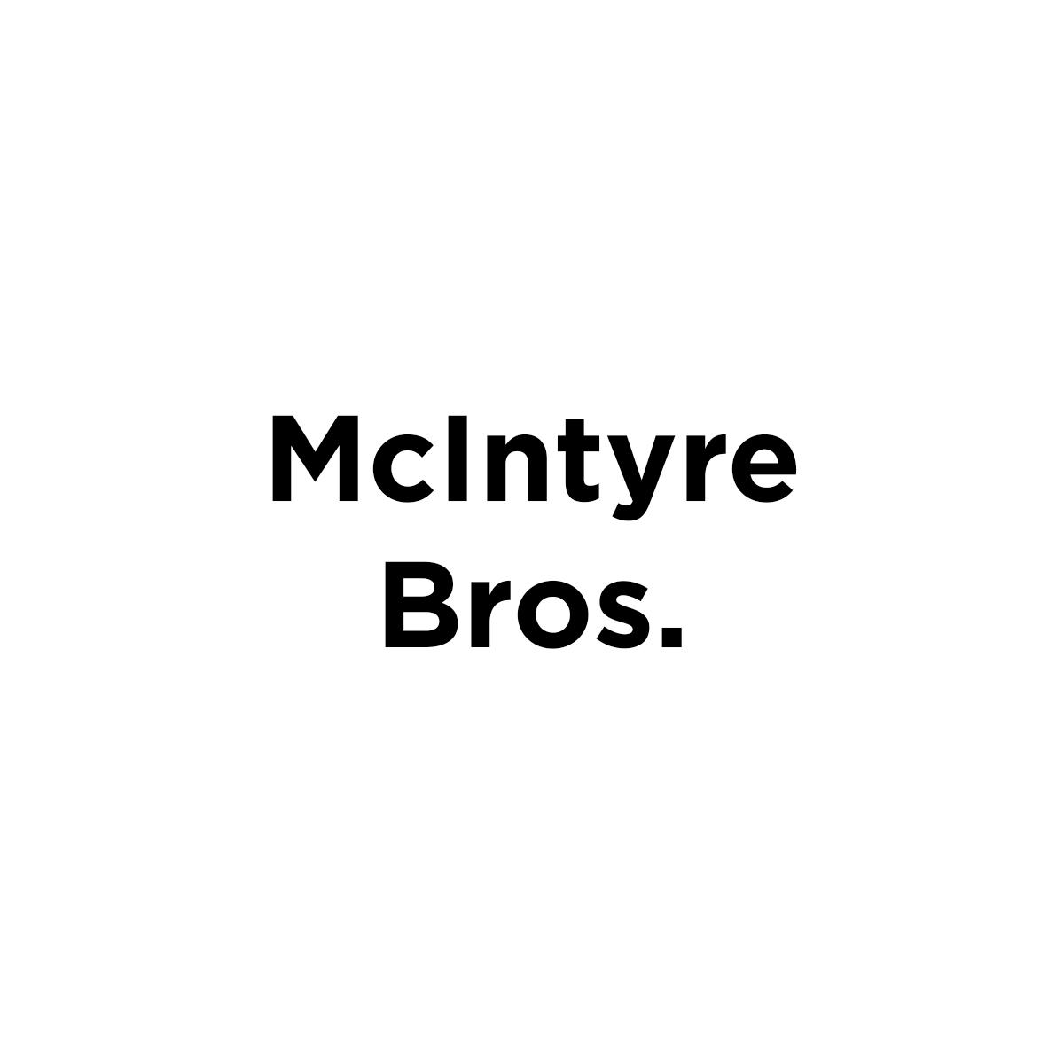 McIntyre Bros.